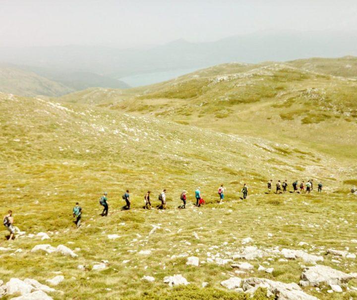 Hiking Magaro