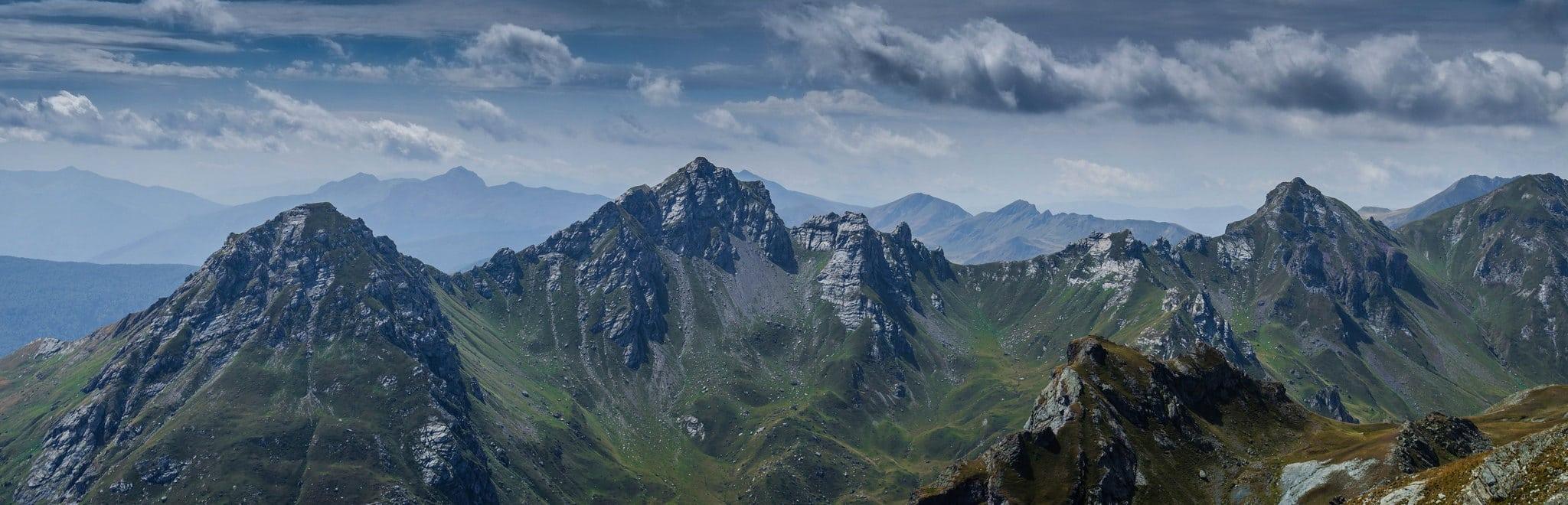 High Scardus Trail