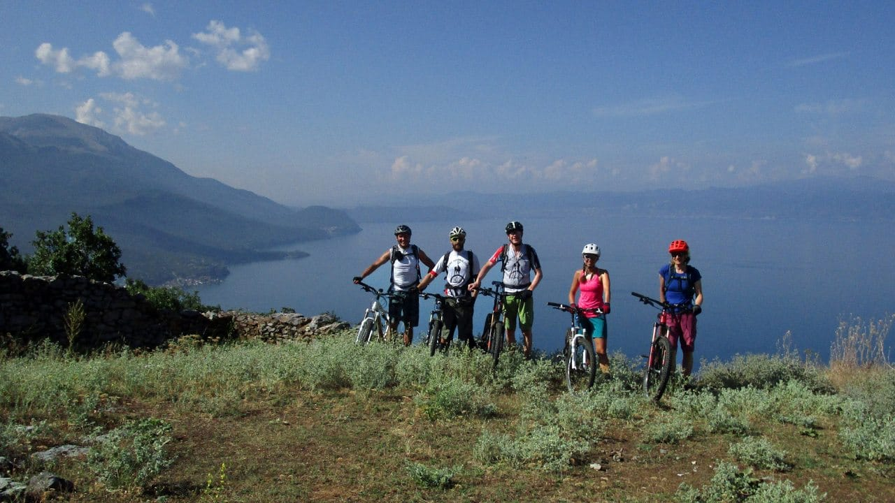 MTB in Macedonia