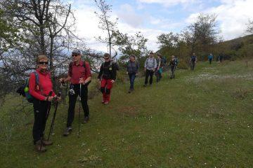 Hiking in Galicica