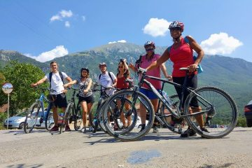 Cycling in Macedonia