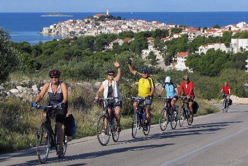 Cycling in Macedonia Albania Montenegro Croatia Bosnia and Kosovo