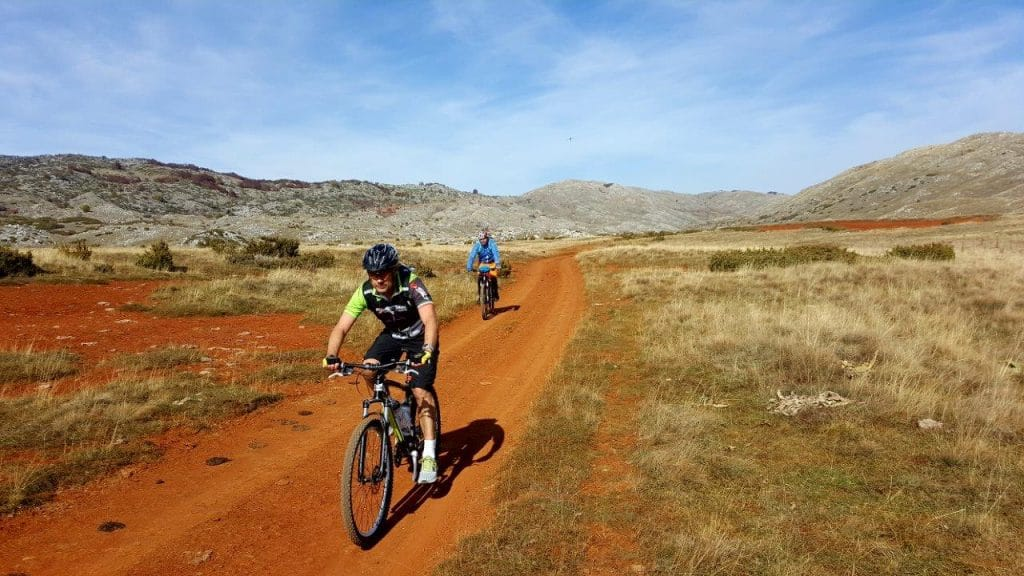 MTB hard tour in Ohrid-Macedonia