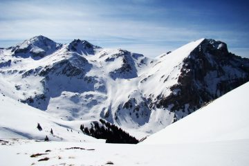 winter walking in Macedonia