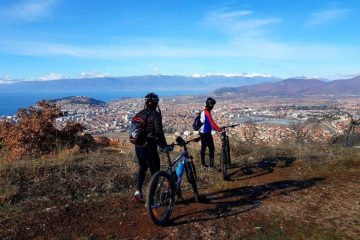 MTB medium tour in Ohrid-Macedonia