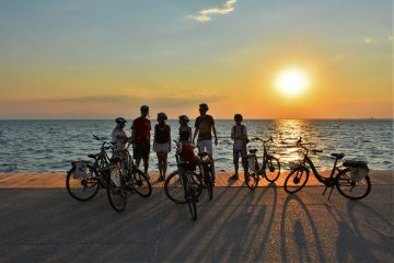 cycling in Macedonia Greece and Bugaria